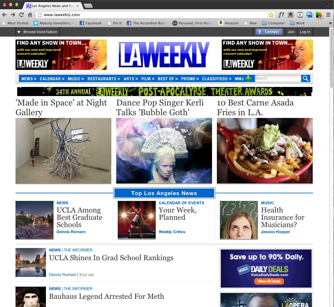 LA Weekly 2013 ABR 1